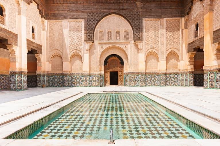 Marrakech<br>Páscoa