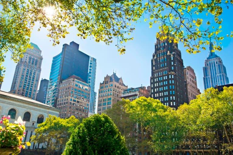 Boston e Nova Iorque