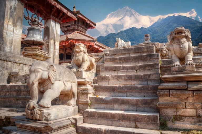 Índia e Nepal
