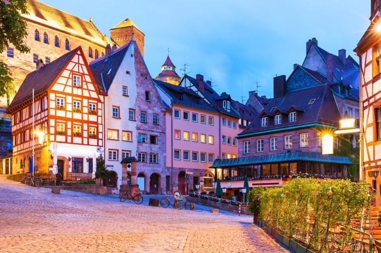 Old Town Festival <br> Nuremberga,Alemanha