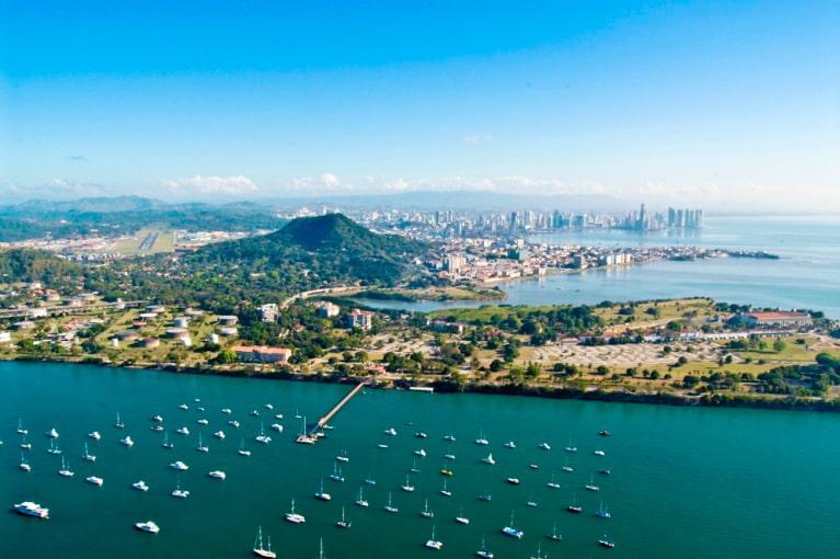 Panamá Cidade+Praia