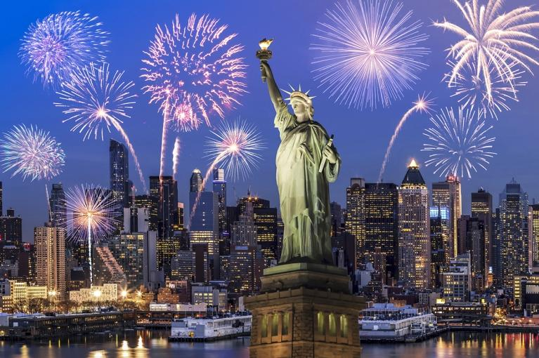 Fim de Ano <br> Nova Iorque, EUA