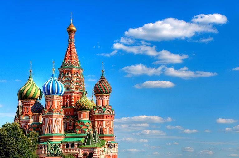2 Capitais da Rússia