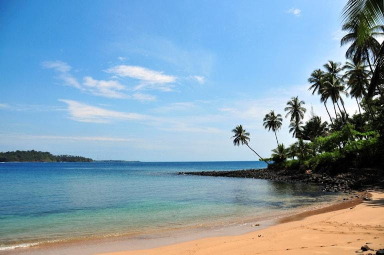 São Tomé e Rolas