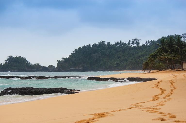 São Tomé + Príncipe