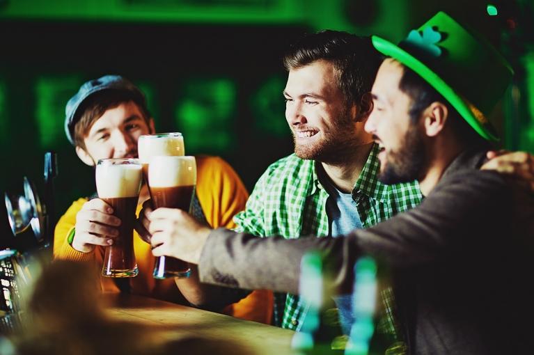 St. Patrick's Festival <br> Dublin, Irlanda