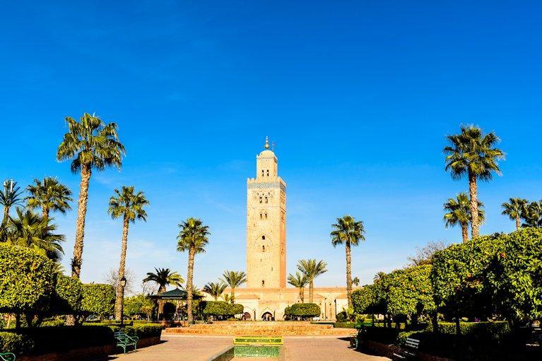 Itália e Marrocos