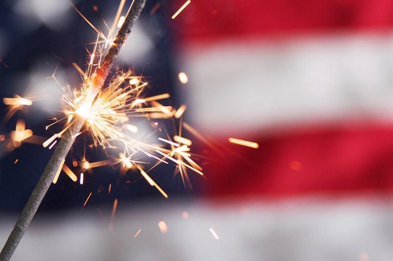Dia da Independência <br> Nova Iorque, EUA