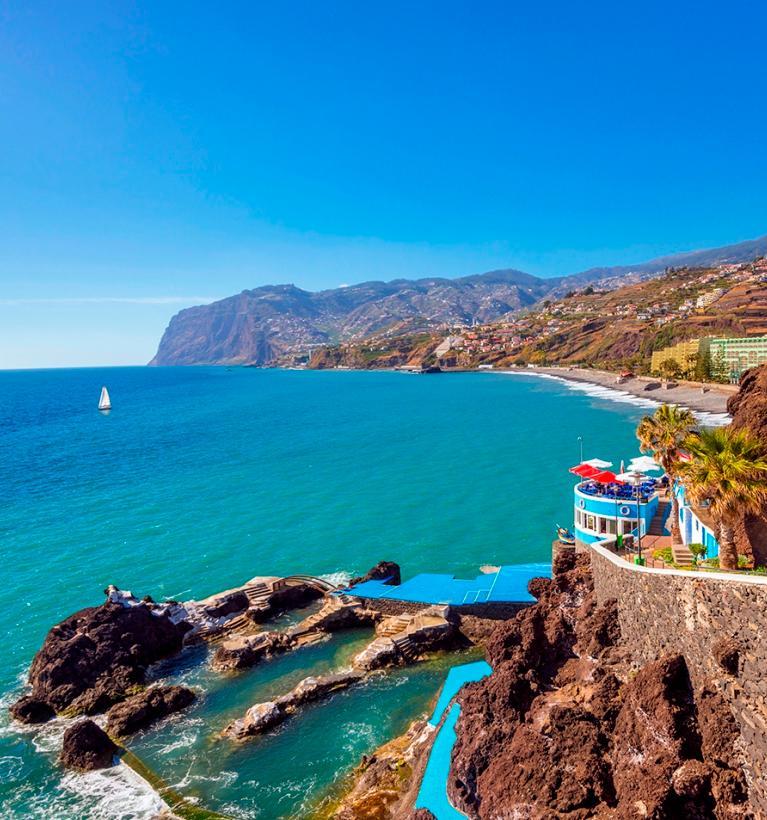Encantos da Madeira <br>Férias em Circuito